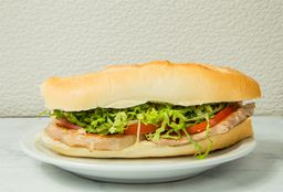 Sándwich de Lomito de Cerdo