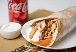 Combo Shawarma de Carne