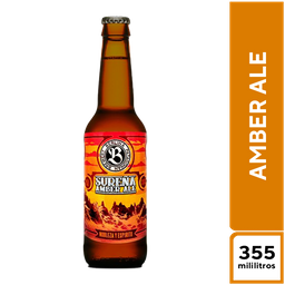 Berlina Sureña Amber Ale 355 ML