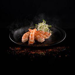 Sashimi de Langostino x 5