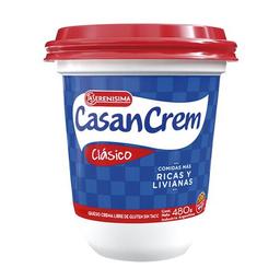Queso Crema Casancrem Pot 480 Gr
