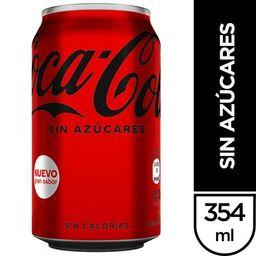 Coca-cola Sin Azucar 354ml