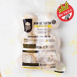 1/2 kg Pan de Queso Medianos Congelados