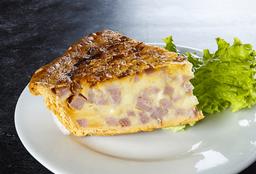 Tarta de Jamón & Queso