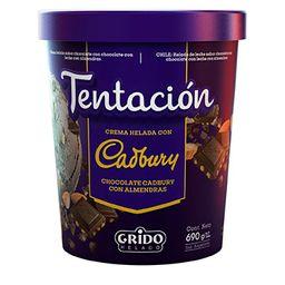 Tentación Cadbury Yogurt Frutilla 1 L