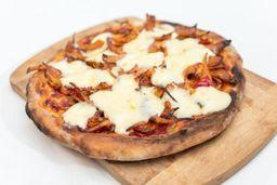 Pizza de Calamares con Mozzarella