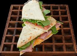 Combo Rappi - Sándwich de Jamón Cocido + Bebida + Twistos