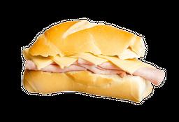 Combo Rappi - Sándwich de Jamón Cocido + Bebida