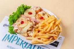 Pizzanesa Agridulce