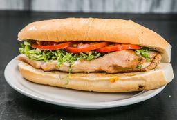 Sándwich de Matambre de Cerdo