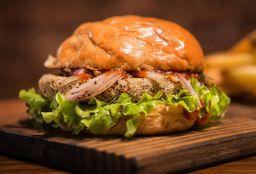 Modo Veggie Burger
