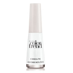 Combo 2U Esmalte Nieve Brillo | Color Trend