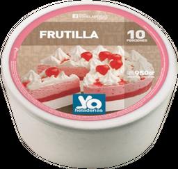 Torta Helada de Frutilla x 10