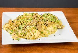 Chaufa de Pollo & Carne