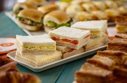 Sándwich de Queso & Aceitunas