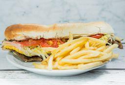 Sándwich de Milanesa Tato