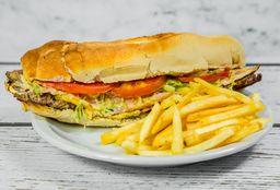 Sándwich de Lomito Tato