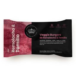 Veggie Burgers Remolacha Y Tomillo