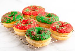 Donuts Cartoon X 12