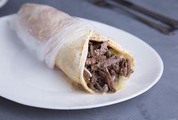 Combo - Shawarma Wrap + Falafel Wrap