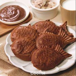 Taiyaki de Chocolate X2