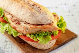 Combo Sándwich de Pechuga Crispy
