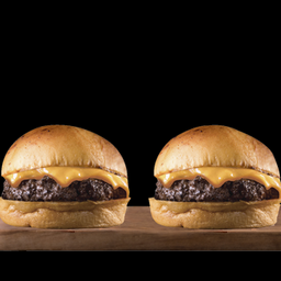 2 Cheeseburger Simple