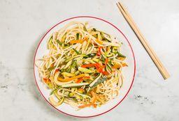 Wok Chow Mein de Verduras