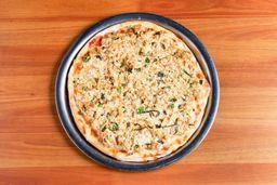 Pizza Pollo a la Crema