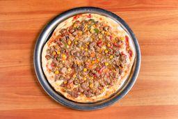 Pizza Carne a Cuchillo