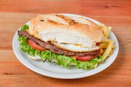 Sándwich de Lomito Puck