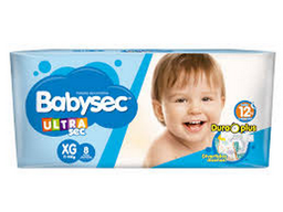Babysec Ultrasec Estandar Pack
