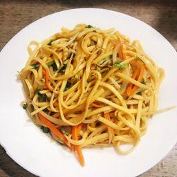 Chow Mien de Verduras