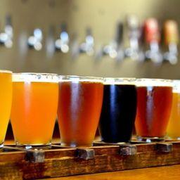 Cerveza American Ipa - Minga 1 l