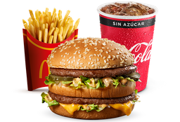 McCombo - Big Mac Mediano