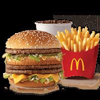 McCombo Triple Mac Mediano