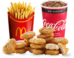 McCombo - McNuggets Mediano x 10