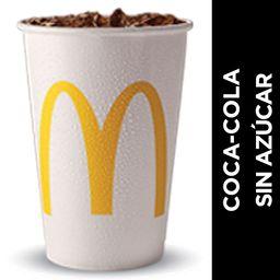 Coca-Cola Sin Azúcar Mediana