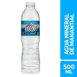 Eco de los Andes sin Gas 500 ml