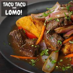 Tacu Tacu con Lomo