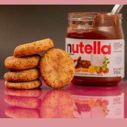 Cookies de Nutella X 5