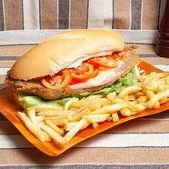 Sandwich de Suprema Grille Completa