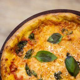 Pizza Margherita Argentina
