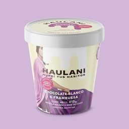 Helado Chocolate Blanco Haulani 415ml