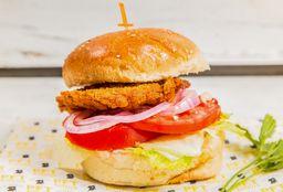 Sándwich Chicken Simple