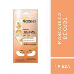 Garnier-Skin Active | Mascarilla En Tela Para Ojos Orange