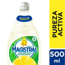 Magistral Detergente Pureza Activa