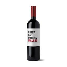 Vino Tinto Malbec Finca Las Moras 750 mL.