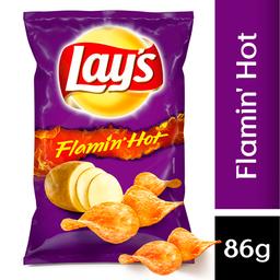 Papas Fritas Lay'S Flamin Hot 86 G.