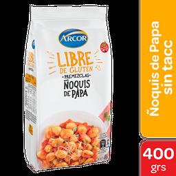 Premezcla Para Ñoquis Arcor De Papa 400 G. Sin Tacc
